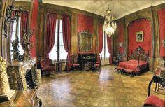 Dormitorio de Matias Errazuriz