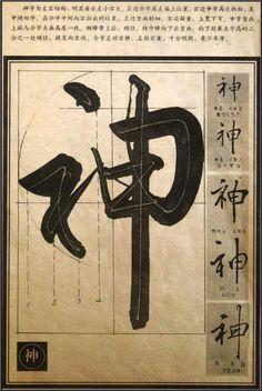 行草筆法·經典解析【神】