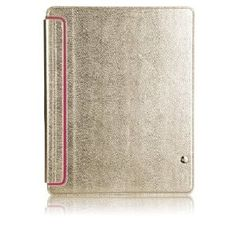 venture gold iPad stand case | by case-mate
