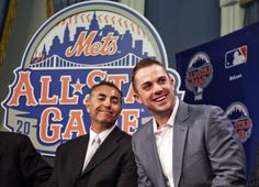 MLB All-Star Game Hosts | All-Star David Wright (Mets 3rd Baseman) welcome Midsummer Classic to Citi Field