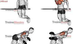 Métodos de treino de musculação para o emagrecimento