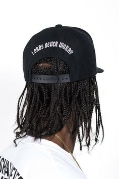 12dc1a292eb Traplord Crest Snapback Cap