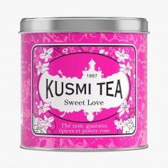 Thé Sweet Love - Kusmi Tea