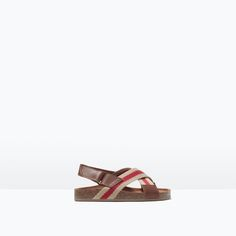 Image 1 of COMBINED SANDALS from Zara