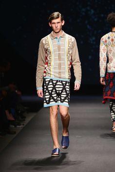 MaXhosa by Laduma Spring Summer 2016 Primavera Verano #Menswear #Trends #Tendencias #Moda Hombre - Constellation Africa For Pitti Uomo - D.P.