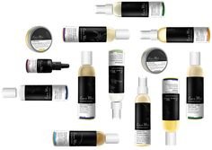 Less is more professional organic hair care