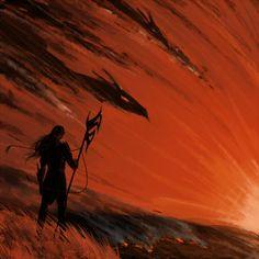 Soren and his shadows