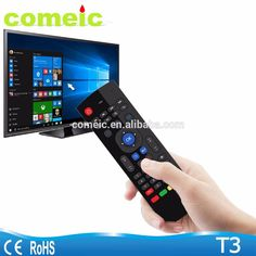 air mouse with azerty keyboard T3 2.4g contol remoto