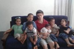 Prayer and donations needed for these abused children. Help reunite them with their mommy!