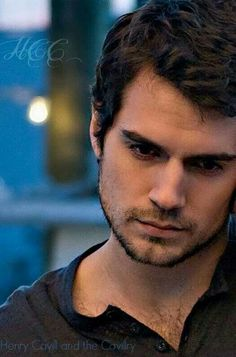 A young Henry Cavill as Blane. This picture is perfect, actually.