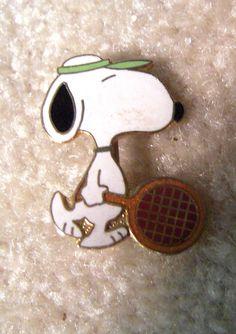 Useful Racchetta Da Tennis Con Palle Altri Complementi D'arredo Arte E Antiquariato Spilla Pin Pin Tennis Match
