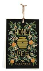 Honey Bee 2015 Calendars designed by Anna Bond for Rifle Paper Co.  Available at Northlight Homestore