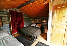 Kivikoski Cottage by ther river, 5-8 persons, two bedrooms two alcoves Nukkuma-aitta