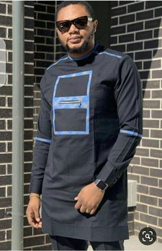 Latest African Wear For Men, African Shirts For Men, African Dresses Men, African Attire For Men, African Clothing For Men, African Outfits, Nigerian Men Fashion, African Men Fashion, Dashiki For Men