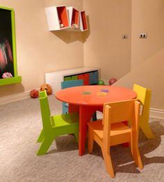 Compra aqu un conjunto de mesa para ni os con dos sillas - Mesita con sillas infantiles ...