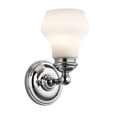 Shop Kichler Lighting  45486 Currituck 1 Light Wall Sconce at ATG Stores. Browse our wall sconces, all with free shipping and best price guaranteed.