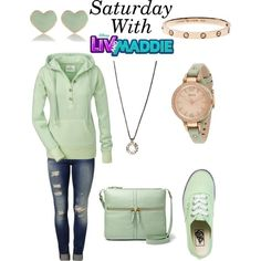 Saturday With Liv And Maddie/Full Week In Description