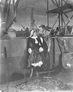 """Judy Garland and Tom Drake in a deleted scene for """"Meet Me in St. Louis."""""""