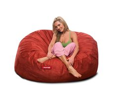 The Sumo Sultan Beanbag is perfect for lounging around with your favorite book or music. Check it out from just $249 at www.sumolounge.com