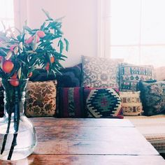 Studio Jungalow HQ Big Reveal Boho Boho Living Room And Bohemian