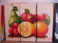 bodegon Fruit And Veg, Fruits And Vegetables, Pastel Art, Colored Pencils, Decoupage, Mandala, Projects To Try, Baby Shower, Apple