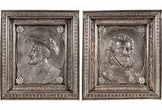 Silverplate Portraits