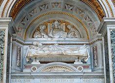 Le pape Innocent III, basilique saint Jean de Latran, Rome, Italie.