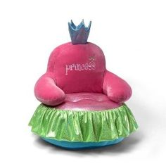 "Gund Gund Princess - Throne Chair 25"" Chair"