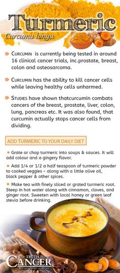Evidence is piling up that one of the many health benefits of turmeric – along with anti-cancer benefits – is that it acts to protect your brain against the ravages of Alzheimer's disease. Click on the image to discover how turmeric (curcuma longa) affects the brain and how you can add turmeric to your daily diet. // Do you use turmeric in smoothies or recipes? Share with us your tips and tricks of how to add it to your daily diet in the comment box below.