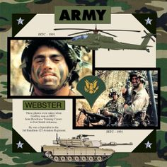 Army Military Scrapbooking Paper Army Scrapbooking Supplies Discount Army Scrapbooking Supplies www.scrapbookdiscounters.com