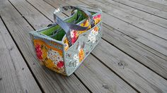 Craftsy class review of Sew Sturdy Home Organizers