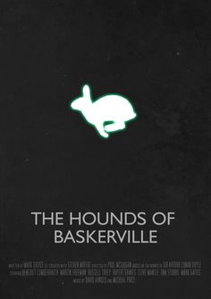 The Hounds Of Baskerville - Movie Poster by Ashqtara.deviantart.com on @deviantART