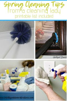 After cleaning homes professionally for more than 20 years, we developed a few tips and tricks. Cleaning can become a dreaded task. Use our tried and tested tips to take the drudgery out of spring cleaning your own home. Spring Cleaning Checklist, Deep Cleaning Tips, House Cleaning Tips, Cleaning Solutions, Cleaning Hacks, Clean Baking Pans, Cleaning Painted Walls, Thing 1, Glass Cooktop