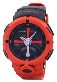 ac098276e61 Casio G-Shock Analog Digital 200M GA-500P-4A GA500P-4A Men s Watch
