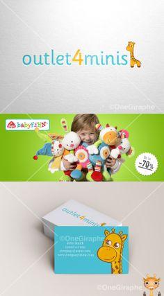 Outlet4minis http://www.outlet4minis.de #baby #children #child #kids #giraffe #animals #zoo #logo #logodesign #cute #graphic#design #designer #portfolio #behance #logopond #brandstack #sweet #logodesign#design #designer #brand #brandidentity #brandstack #logo #logodesign#graphicdesign #logopond #behance #store #outlet