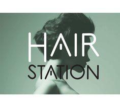 Branding Solutions for the hair salon Hair Station.