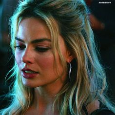 Margot Robbie Focus, Margo Robbie, Margot Robbie Tumblr, Hollywood Celebrities, Hollywood Actresses, Girl Crushes, Woman Face, Beautiful Actresses, Pretty People