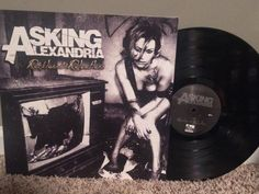Asking Alexandria - Reckless & Relentless (Black)