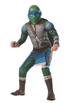 Rubies Costume Teenage Mutant Ninja Turtles Deluxe Muscle-Chest Leonardo Costume, Child Small Rubies Costume Co (Canada) http://www.amazon.ca/dp/B00HQAKBR4/ref=cm_sw_r_pi_dp_1pchub1BEJ9Y0