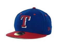 70cfe2b9178ef Texas Rangers New Era MLB Under Pop 59FIFTY Cap