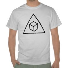 Delta Cubes T-Shirts, based on the Community frat started by Abed.