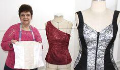 Modelagem de corselet