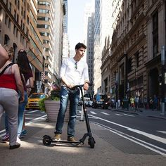 Gear up for the hustle and bustle of urban life. Order a Genesis scooter at…