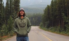Expedition Hoodie Every purchase supports the fight to protect our wilderness! Hooded Sweatshirts, Hoodies, Wilderness, Graphic Sweatshirt, Zip, Sweaters, Jackets, Collection, Fashion