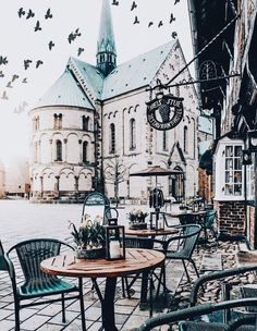 Weis Stue, Ribe, Denmark / Dänemark