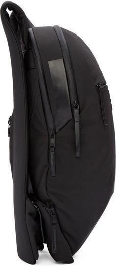 f297907d523e Y-3 - Black Vest Backpack Tumi Backpack