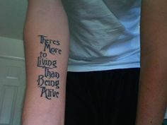 """Lyrics from """"Alexithymia"""" by Anberlin. If I got a non-ocean-esque tattoo, I'd get this."""