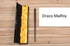 Oh yes, Harry Potter -Dra... is in! Great gift!  http://www.favoritememorabilia.com/products/harry-potter-draco-malfoys-wand?utm_campaign=social_autopilot&utm_source=pin&utm_medium=pin