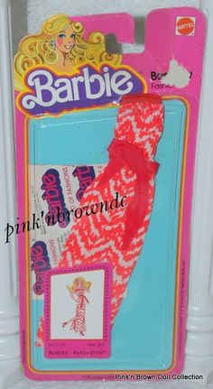 1979 Barbie Vintage Best Buy Collectible Fun Favorites Fashion 2775 MI NRFP | eBay