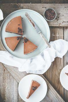 raw paleo chocOlate torte